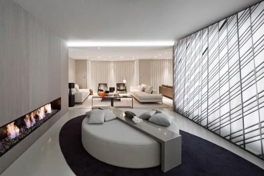 Appartement S - idée de décoration d\'intérieur moderne