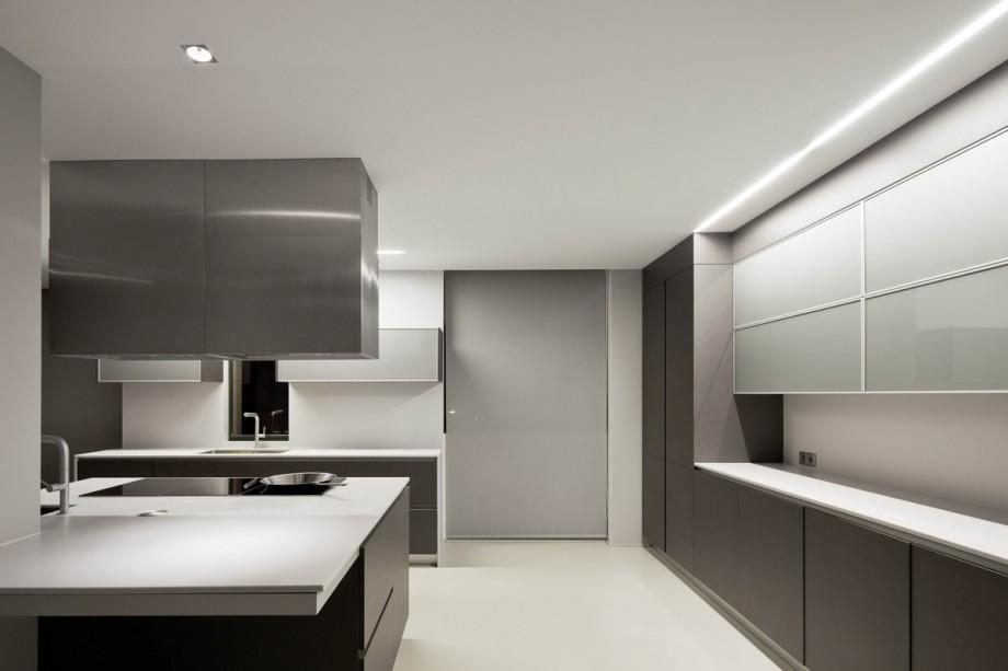 cuisine design appartement
