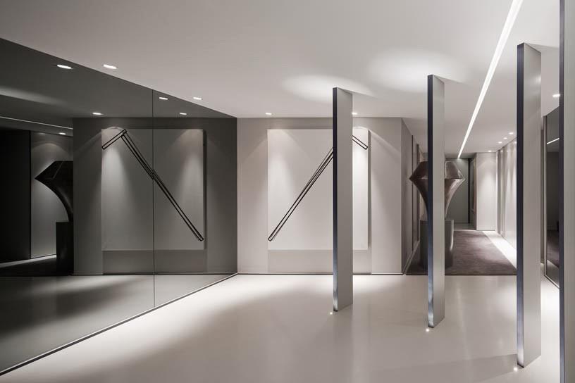 Appartement s photo d 39 un int rieur contemporain for Interieur contemporain photo
