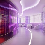 Bureaux IBM Italie - décoration épurée