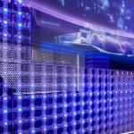 Bureaux IBM - matériaux hightech