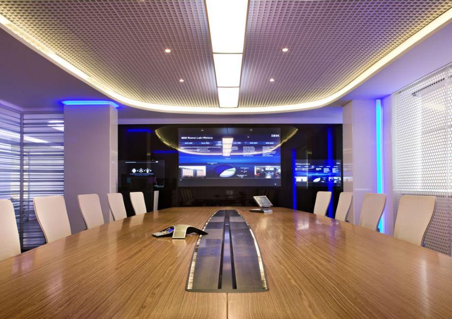 Bureaux Ibm Salle De Conf Rence
