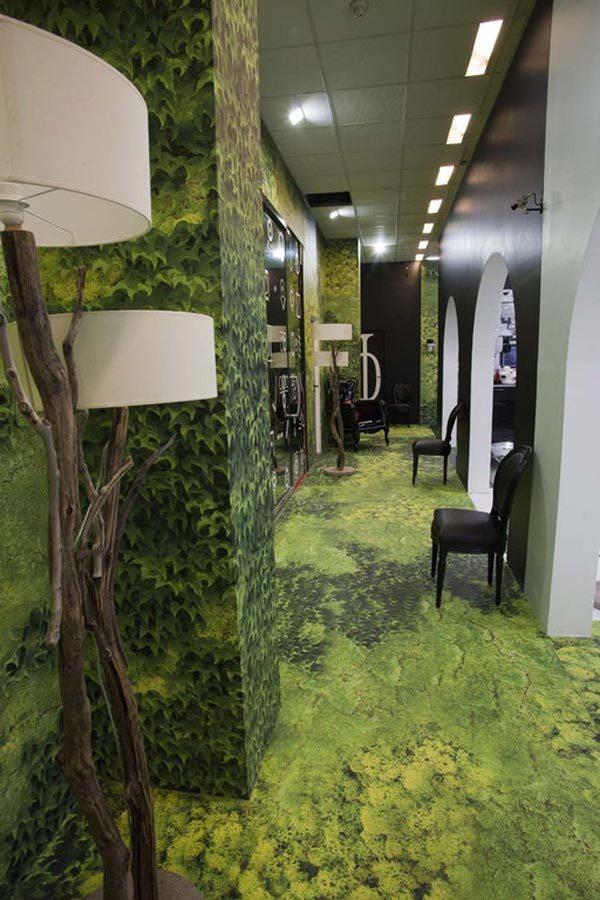 la d co de l 39 mission secret story 5 2011. Black Bedroom Furniture Sets. Home Design Ideas