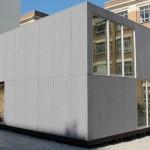 eCube, la maison écologique en kit