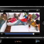 iVigilo - application vidéo-surveillance sur Iphone