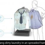 Machine à laver très peu encombrante