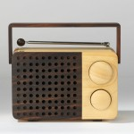 Radio en bois Magno