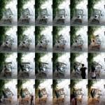 Module maison en apesanteur - Bureau Spectacular