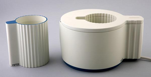 mug in a kettle
