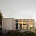 Maison contemporaine en Suisse, O house