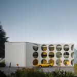 O house, villa de luxe en Suisse