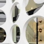 Fenêtres rondes originales, O house