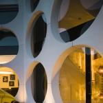 Fenêtres rondes design, O house