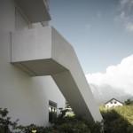 Escalier extérieur, O house