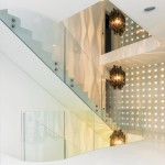 Suspension verticale design : O house