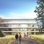 Apple headquarters - Campus in Cupertino by Fosters and partners