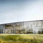Le futur Apple campus à Cupertino par Fosters and Partners