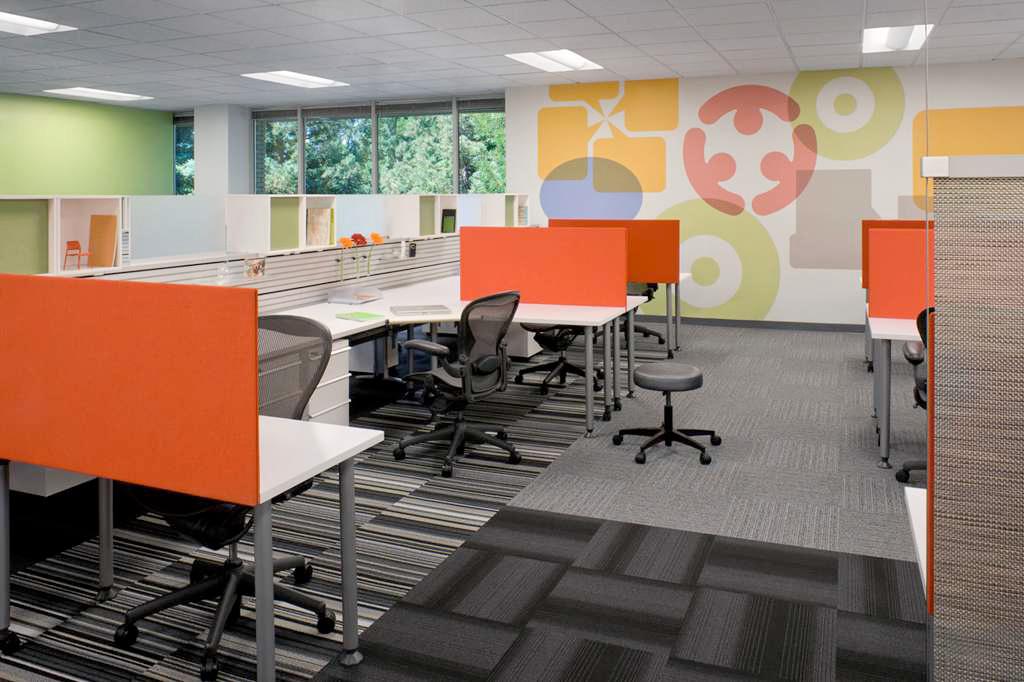 Nouveaux bureaux open space fin de l open space déprimant les