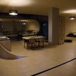 Maison de skateboarder