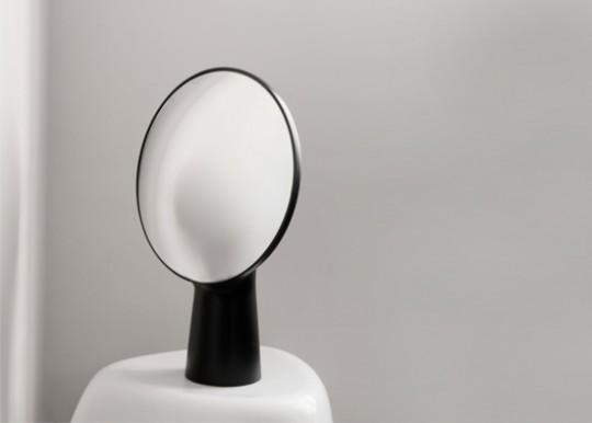 Miroir oeil de sorcière par Ionna Vautrin