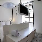 Chambre design à louer à La Rochelle