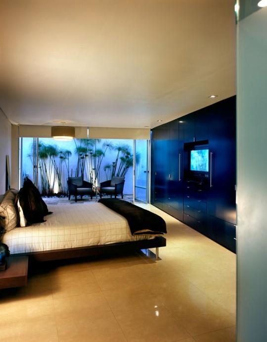 M house : chambre dans une villa de luxe au Mexique