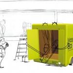 Mobilbox : garde-meuble en libre accès