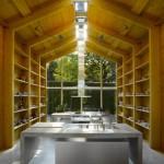 Nobis, maison en bois avec cuisine aménagée