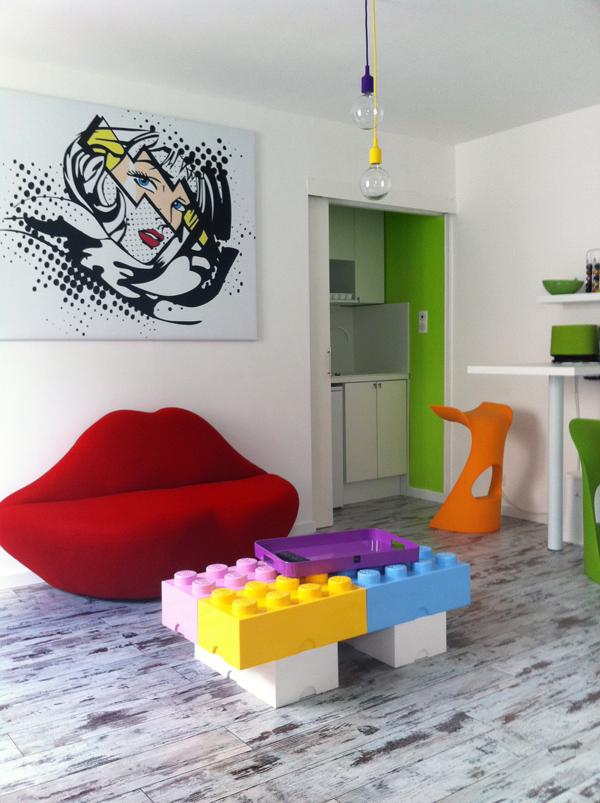Studio design louer pour une nuit la rochelle - Location studio meuble la rochelle ...