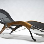 Aviator chair - chaise longue esprit avion