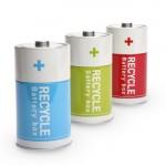Battery box en 3 couleurs