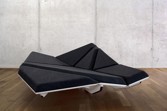 Cay Sofa, le canapé modulable le plus tendance