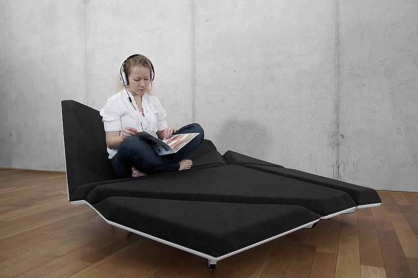 Cay sofa canap pliable for Canape pliable