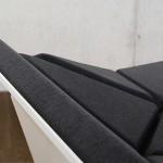 Cay sofa - canapé pliable et modulable par Alexander Rehn