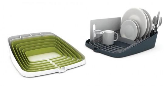 egouttoir vaisselle avec coulement de l 39 eau. Black Bedroom Furniture Sets. Home Design Ideas