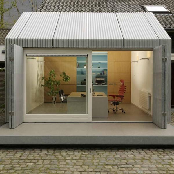 Ordinaire Transformer Un Garage En Bureau #9: Transformer-Un-Garage