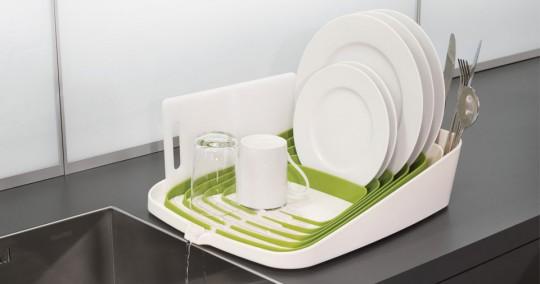 Joseph Joseph Arena : égouttoir à vaisselle tendance