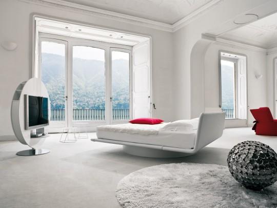 Lit rotatif design Bonaldo Giotto