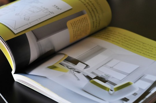 Livre sur les petits espaces : Studio Icebox