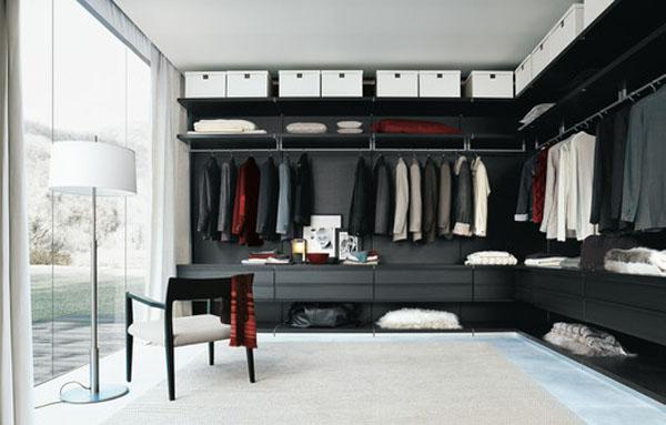 pi ce dressing noir. Black Bedroom Furniture Sets. Home Design Ideas