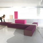 B flex, un sofa ludique et modulable