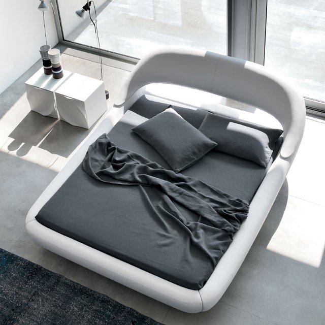 Lit en cuir design Sleepy, Tonin Casa
