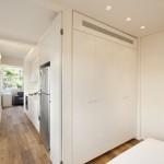 Appartement de 40 m2, chambre refaite par un architecte
