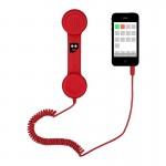 Combiné téléphonique rétro pour iPhone