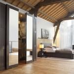 Dressing cabine : une petite pièce dressing qui tient dans une armoire