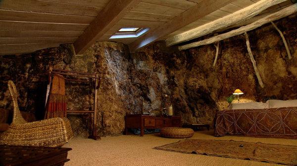 Int rieur de la maison falaise marseille for Interieur de la maison