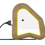 Lampe Ododo de profil
