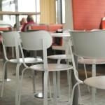 Nouveau Mac Donald's :Chaise Still par Patrick Norguet