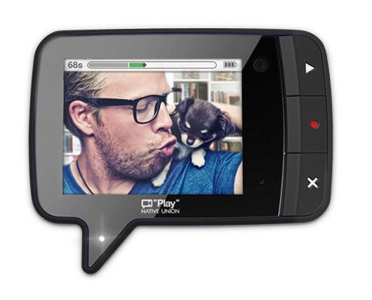 Play, enregistreur vidéo