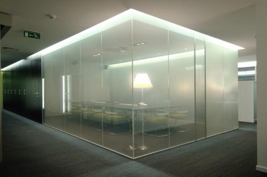 Quantum glass priva lite